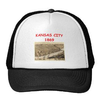 kansas city hat