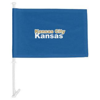 Kansas City, Kansas Car Flag
