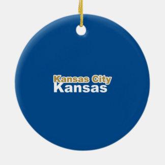 Kansas City, Kansas Ornament