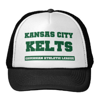 Kansas City Kelts Trucker Hat