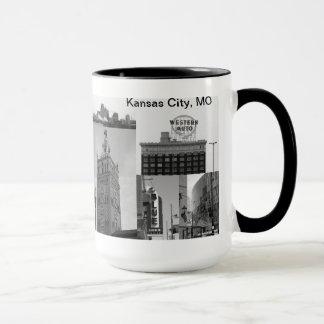 Kansas City Landmarks Mug