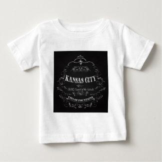 Kansas City Missouri - BBQ Capital of the World Baby T-Shirt