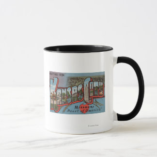 Kansas City, Missouri (Heart) Mug
