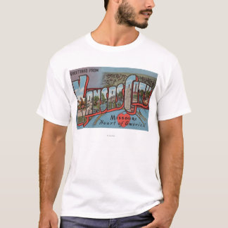 Kansas City, Missouri (Heart) T-Shirt