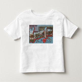 Kansas City, Missouri (Heart) Toddler T-Shirt