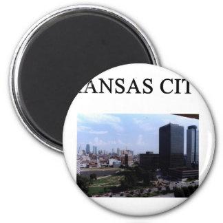 KANSAS CITY missouri Magnet