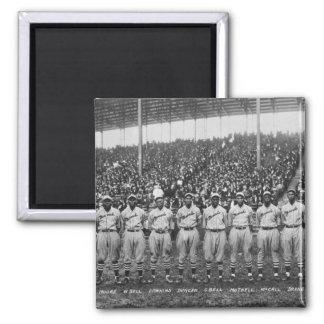 Kansas City Monarchs baseball team Magnet