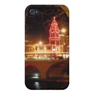 Kansas City Plaza Lights 2010 iPhone 4/4S Cover