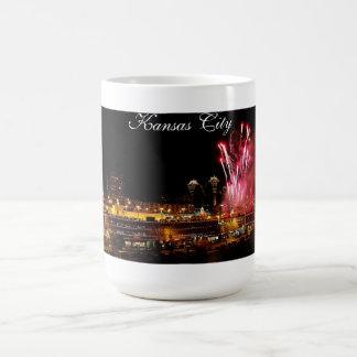 Kansas City Plaza Lights, Fireworks Mug