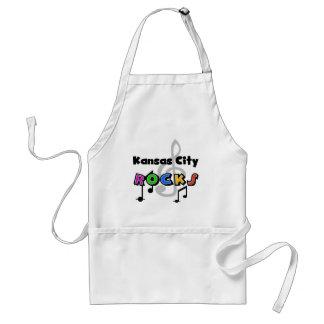 Kansas City Rocks Standard Apron