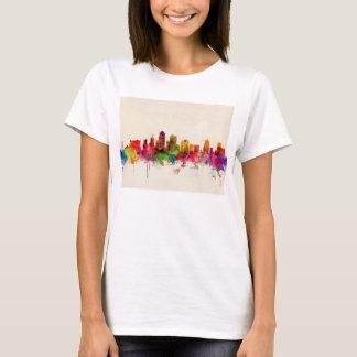 Kansas City Skyline Cityscape T-Shirt