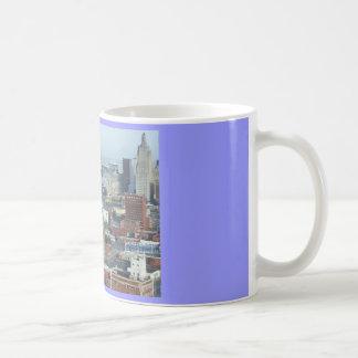 Kansas City Skyline Mug