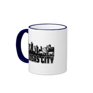 Kansas City Skyline Mugs