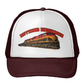 Kansas City Southern Retired Engineer Cap