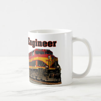 Kansas City Southern Retired Engineer Coffee Mug