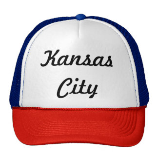 Kansas City Trucker Hat