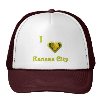 Kansas City -- with Yellow Flower Hats