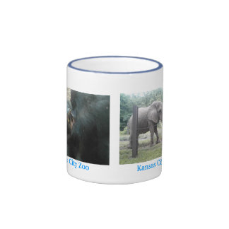Kansas City Zoo Mug