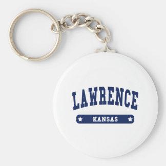 Kansas College Style tee shirts Key Ring