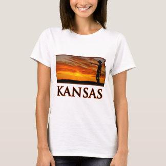 Kansas Cowgirl T-Shirt