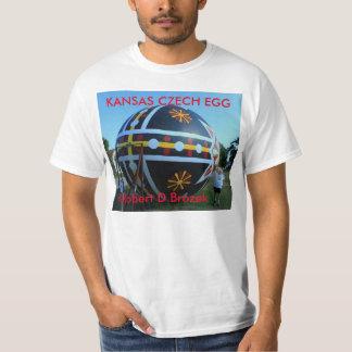 Kansas Czech Egg T-Shirt