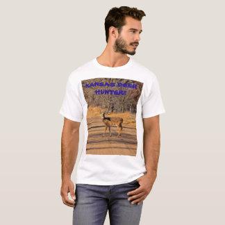 Kansas Deer Hunter Men's T-Shirt!!! T-Shirt