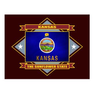 Kansas Diamond Postcard