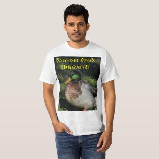 Kansas Duck Hunter T-Shirt