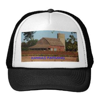 Kansas Farming Hat