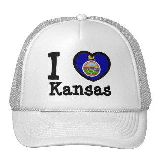 Kansas Flag Hat
