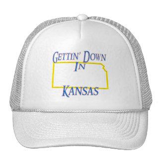 Kansas - Gettin' Down Cap