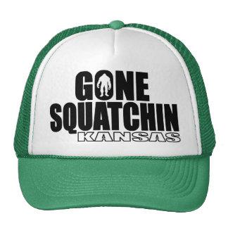 KANSAS Gone Squatchin - Original Bobo Cap