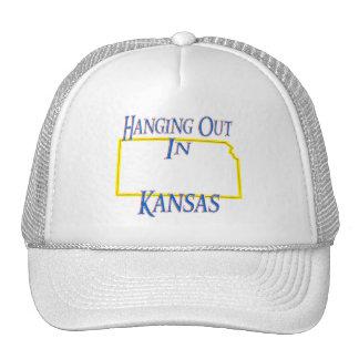 Kansas - Hanging Out Cap