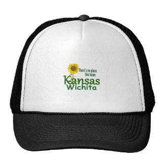 KANSAS MESH HATS