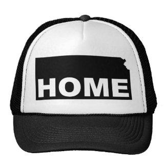 Kansas Home Away From State Ball Cap Hat