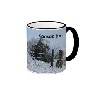 Kansas Ice Coffee MUG