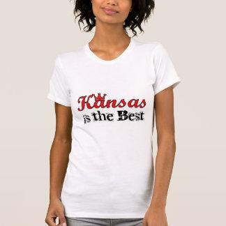 Kansas is the Best T-shirt