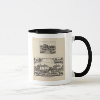 Kansas Live Stock County in Cawker City Mug