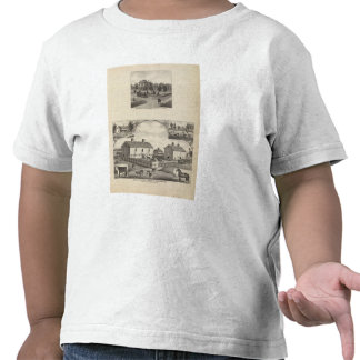 Kansas Live Stock County in Cawker City Tshirts