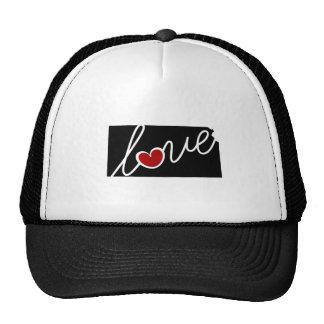 Kansas Love!  Gifts for KS Lovers Cap