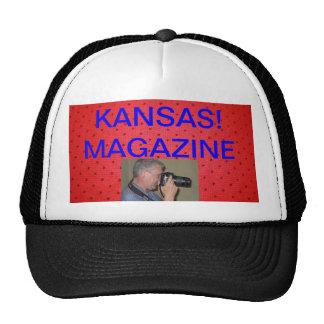 KANSAS MAGAZINE Hat