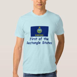 Kansas Motto T Shirts