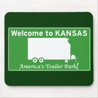 Kansas Mouse Pads