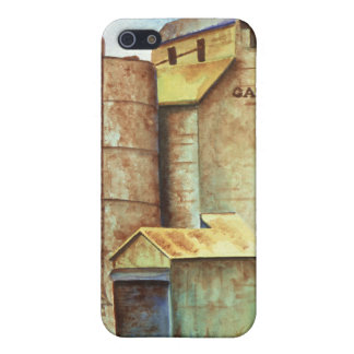 Kansas Past - Gano Elevator Case For iPhone 5/5S