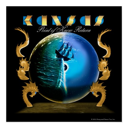 KANSAS - Point of Know Return (2007) Poster