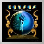 KANSAS - Point of Know Return (2007) Print