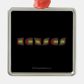 KANSAS (Point of Know Return Colors) Christmas Ornament