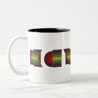 KANSAS Point of Know Return Colors Coffee Mugs