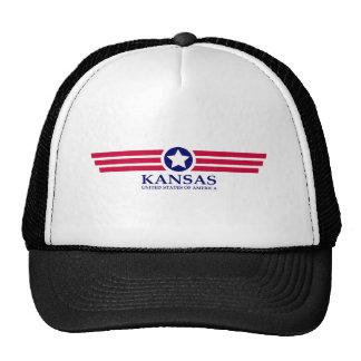 Kansas Pride Mesh Hats