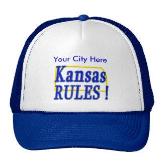 Kansas Rules ! Cap